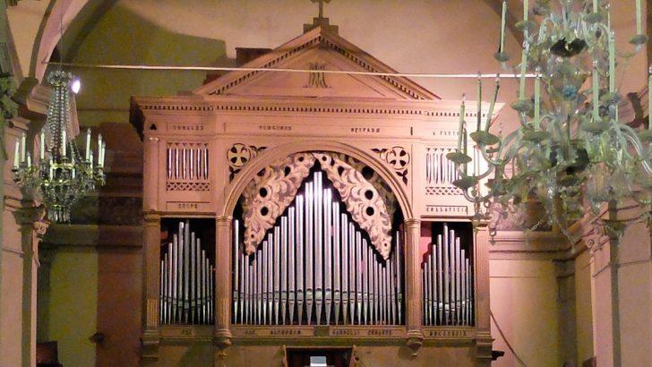 Festival organistico apuano: le chiese svelano i loro tesori musicali