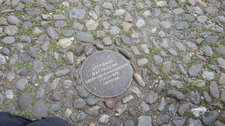 Il maresciallo Vittorio Battaglini ricordato nella Casa della Memoria di Brescia