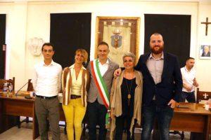 La nuova giunta del consiglio comunale di Fivizzano