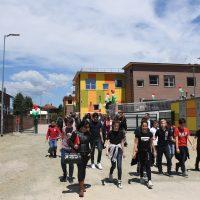 Inaugurate le nuove scuole medie di Aulla