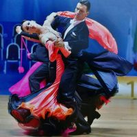 È di Tresana il campione italiano danze standard