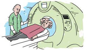 Le vignette di Daniella London Dekel in cui ha raccontato, anche graficamente, l'esperienza vissuta all'ospedale pontremolese