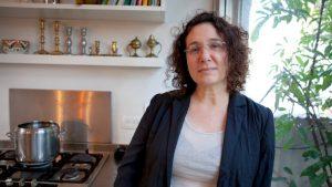 La giornalista israeliana Daniella London Dekel
