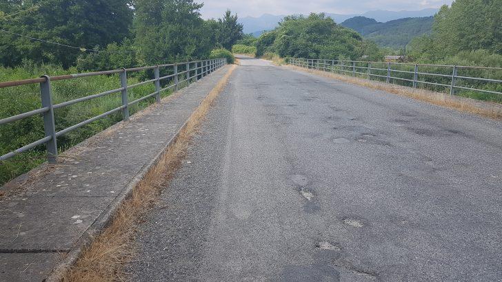 Sarà riqualificato il ponte sul torrente Osca a Barbarasco