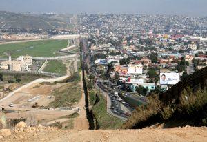 confine USA Messico