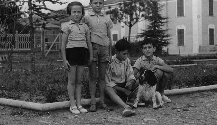 """""""Tra via Roma e la via Păl"""", bande"""" e giochi di ragazzi nella Pontremoli degli anni Cinquanta"""