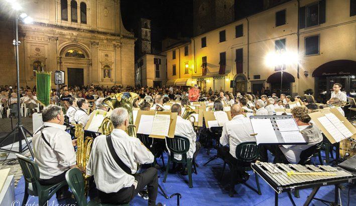 L'omaggio della Musica Cittadina alla Madonna del Popolo