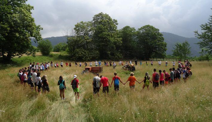 Un campeggio con momenti di crescita e formazione sulle orme di Narnia