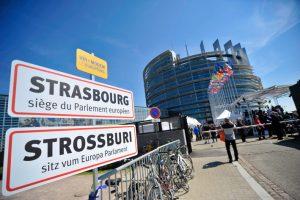sede parlamento europeo