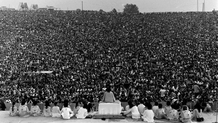 A Woodstock i tre giorni del festival che cambiò il mondo