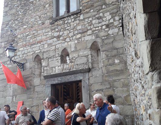 Pugliano in festa per la riapertura della chiesa