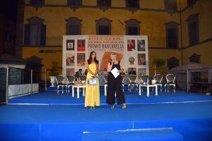 Il saluto del sindaco di Pontremoli Lucia Baracchini