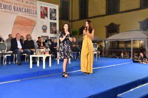 Durante la serata è stata ricordata la vittoria del Bancarellino di Giulia Besa, scrittrice di nascita romana ma di origini di Succisa dove oggi vive