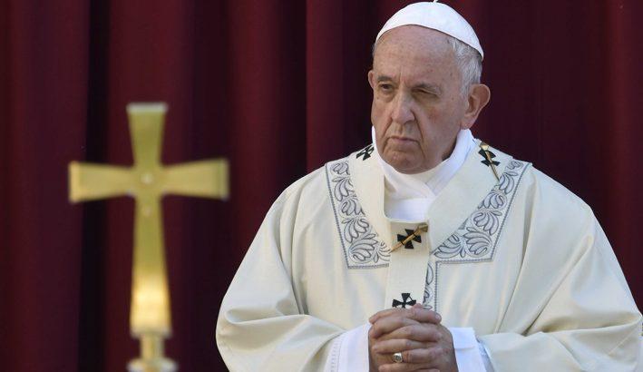 """Papa Francesco: il 27 marzo """"momento di preghiera"""""""