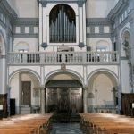 """L'organo """"Serassi"""" nella chiesa di San Remigio a Fosdinovo"""