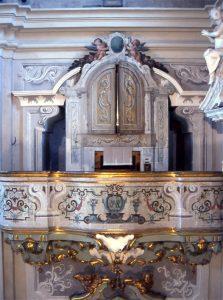 Pontremoli. Oratorio di NS del Ponte (Nostra Donna)