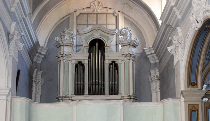 """In San Francesco Sergio Chierici ha aperto il """"Pontremoli Organ Festival"""""""