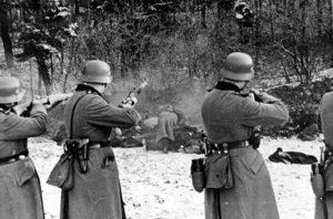 Strage di civili polacchi da parte dei soldati tedeschi