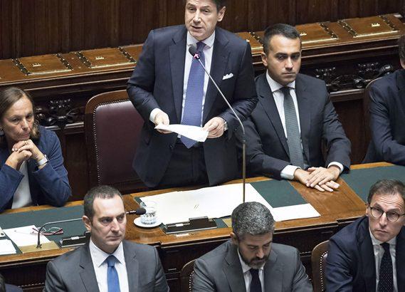 """Conte: """"Un progetto riformatore che mira a far rinascere il Paese"""""""