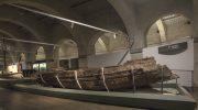 """A Pisa è """"Alkedo"""" la star nel Museo delle Navi Antiche"""