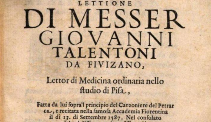 """""""Le scrivo per…"""" così Talentoni a Galilei"""