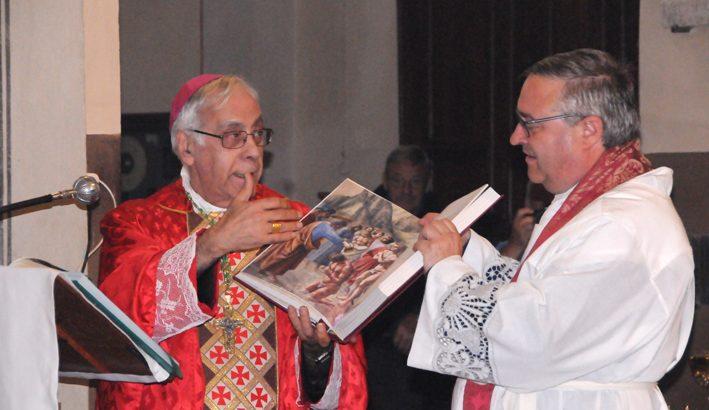 """Riaperta la chiesa di Casalina: """"Costruiamo qui la nostra fede, segno della nostra identità"""""""
