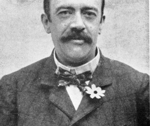 Ceccardo Roccatagliata Ceccardi, poeta di storie e luoghi apuani