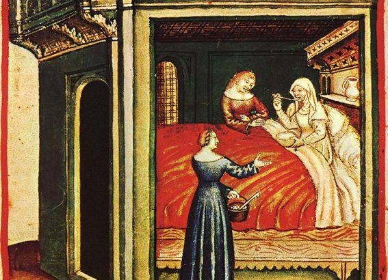 La Carò e le altre, le donne dei segni