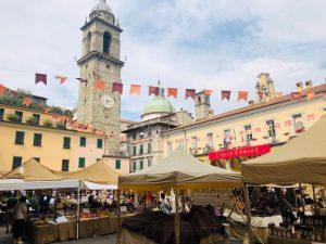 Piazza Repubblica durante Medievalis