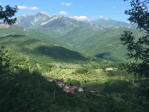 Nelle Valli del Rosaro e del Taverone alla scoperta dei luoghi della Resistenza