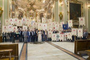 La cerimonia nel Duomo di Pontremoli (foto studio Walter Massari)