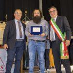 Giacomo Pedinotti del gruppo Fratres di Mulazzo