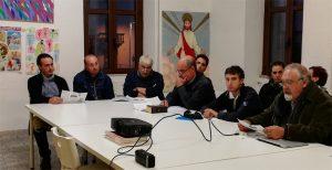 L'inizio delle lezioni a Villafranca