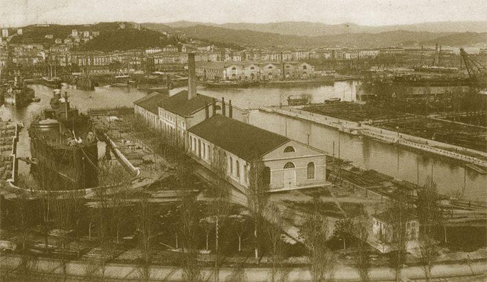 150 anni fa era operativo l' Arsenale della Spezia