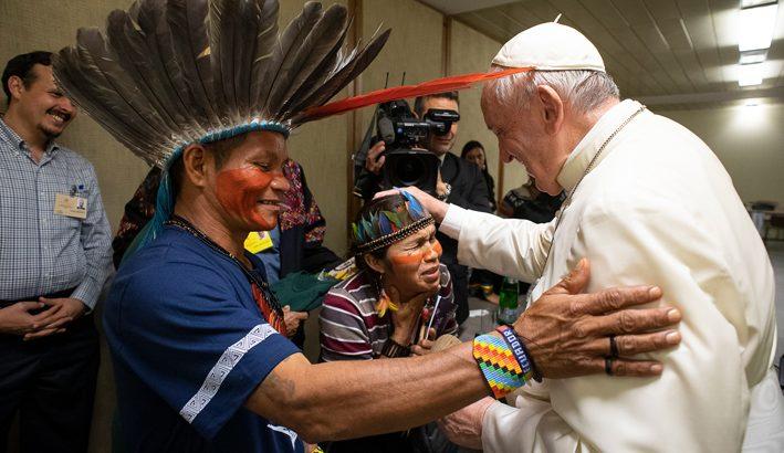 Dal sinodo sulla Amazzonia l'invito a una conversione pastorale ed ecologica