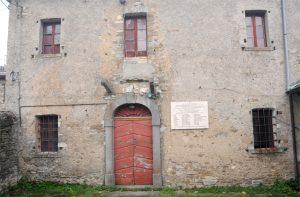Belfort (PR): la canonica dove don Guido Anelli ospitava decine di partigiani