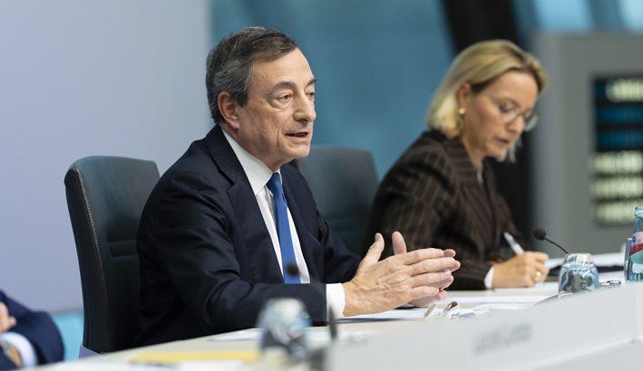 Draghi ha concluso il suo mandato alla Bce