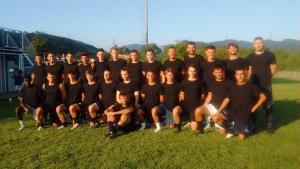 Il Monti è stato uno dei protagonista della giornata con una goleada allo Sporting Bozzano