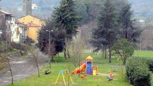Un immagine del Parco Tra la Ca' a Villafranca
