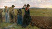 La grama e breve vita del mezzadro e della sua famiglia