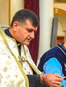 Ibrahim (Hovsep) Hanna, parroco armeno-cattolico