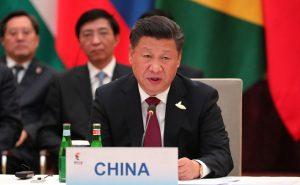 Il leader della Cina di oggi Xi Jinping