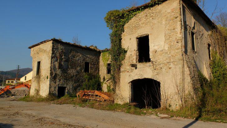 È stata abbattuta la Villa Ceppellini