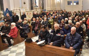 Autorità e fedeli presenti alla festa della Madonna di S. Luca