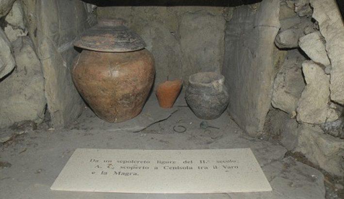 I Liguri-Apuani nella necropoli di Genicciola