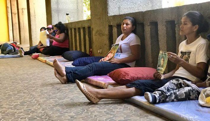 A Managua le madri dei prigionieri continuano lo sciopero della fame
