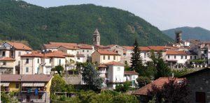 Panorama di Fivizzano