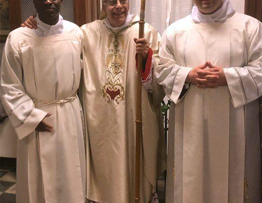 I Diaconi, servitori per la Nuova Evangelizzazione