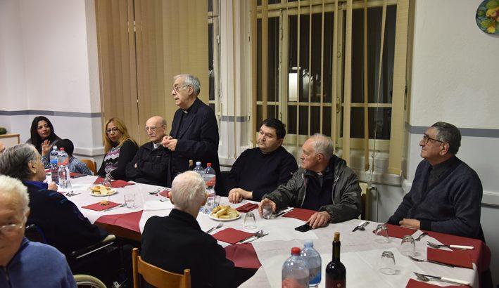 Il Vescovo a Pontremoli: povertà è anche mancanza di solidarietà e di vicinanza