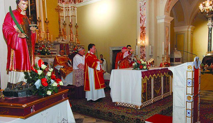 A Filattiera con fede e gratitudine attorno al patrono S. Stefano